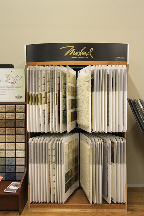 Wide range of options at the showroom for flooring in Chesterfield, MO