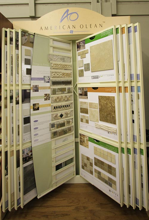 View of the wide range of flooring option available in Chesterfield, MO