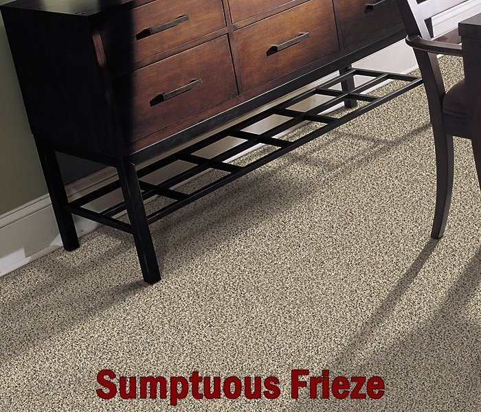 Sumptuous frieze carpet installation in Wide range of options at the showroom for flooring in Chesterfield, MO