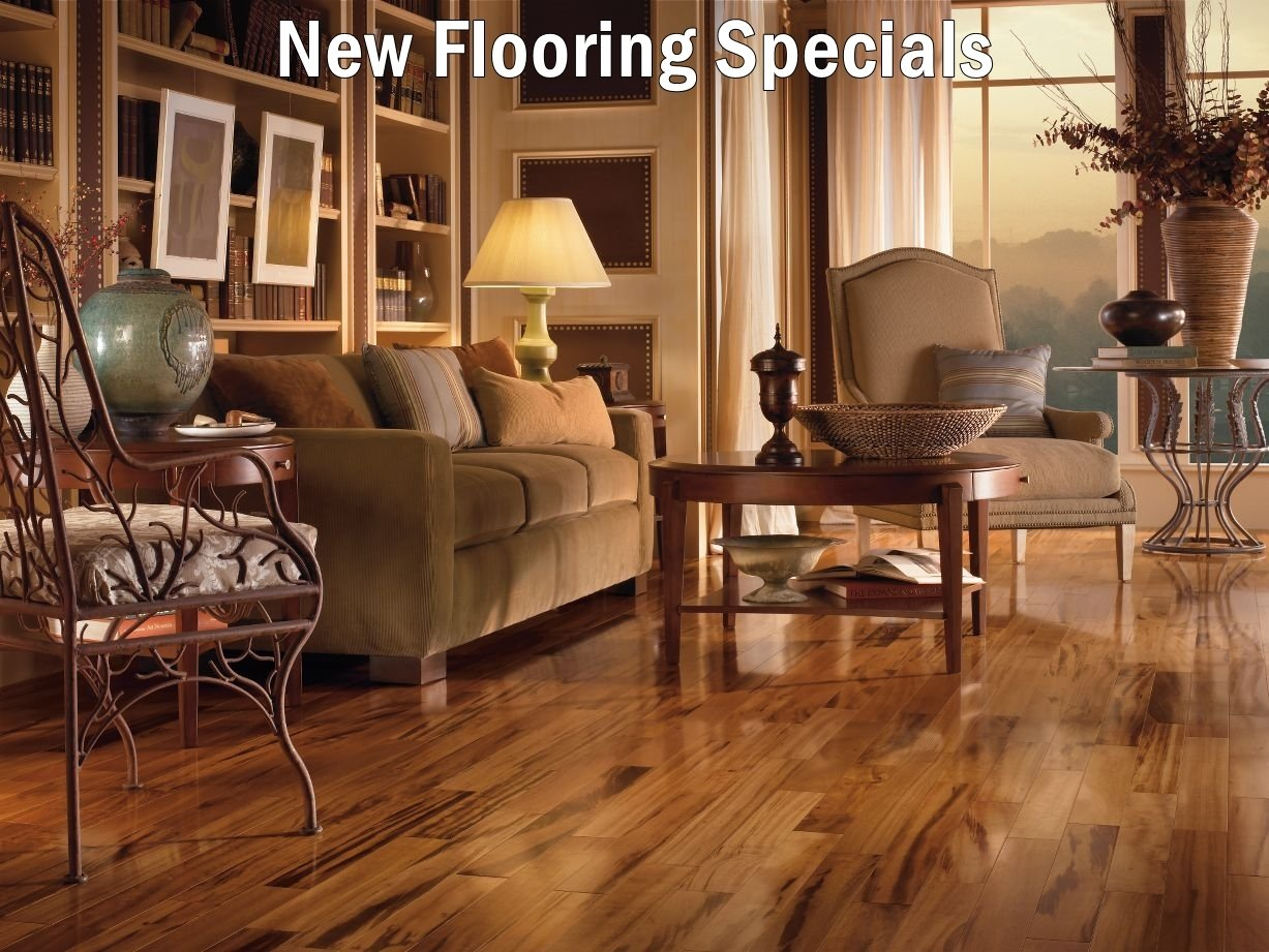 New wooden flooring done by experts in Chesterfield, MO