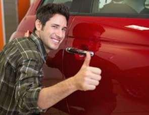 collision center amherst happy customer