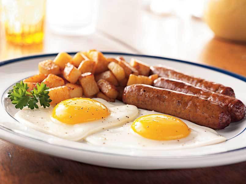 Tony's Too Breakfast