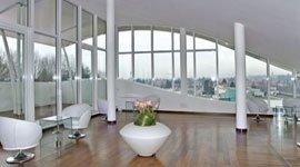 realizzazione vetrate esterne