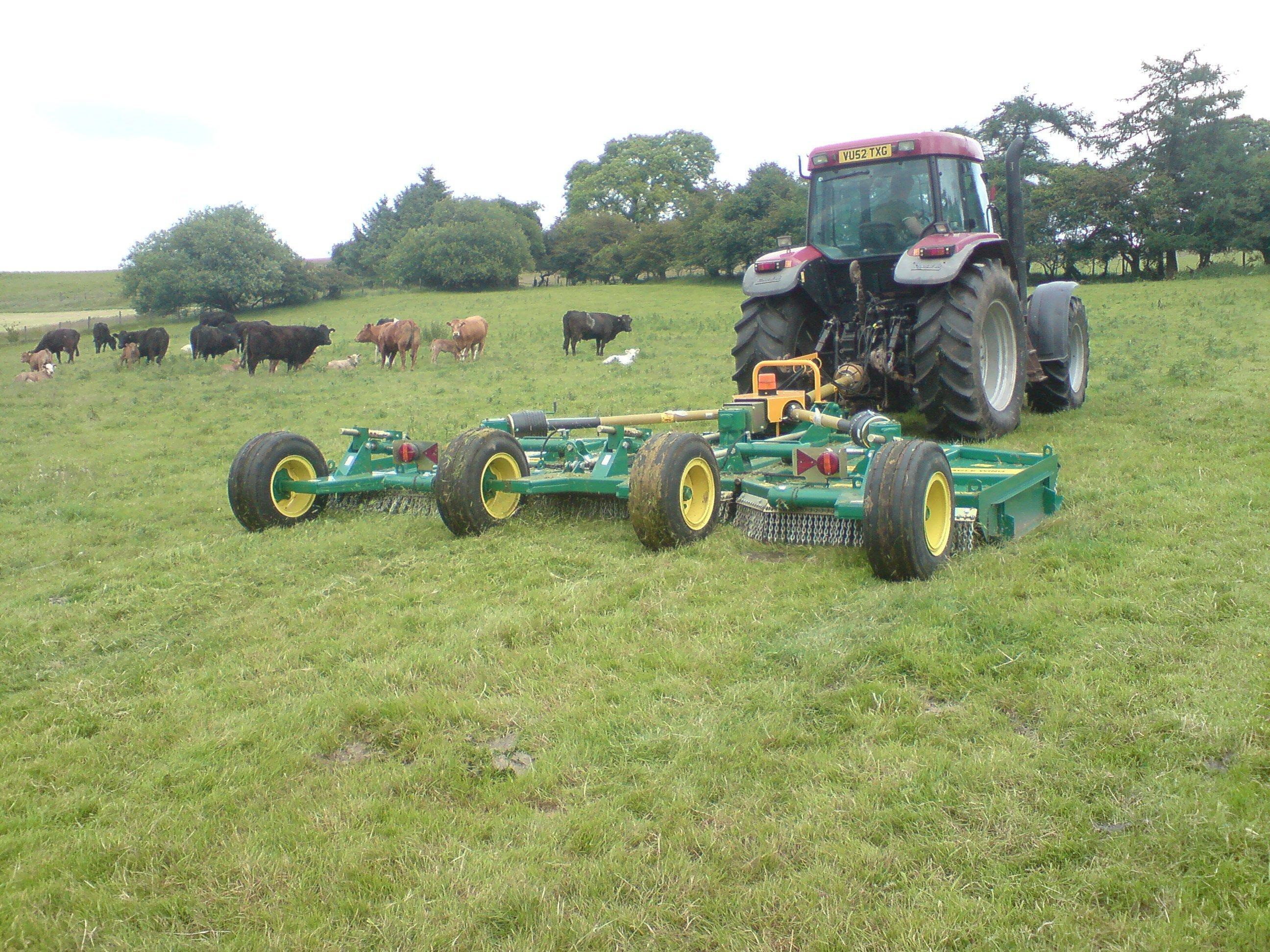 grass topper