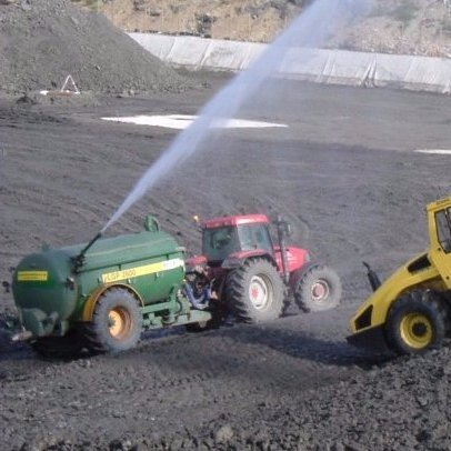 dust suppression equipment