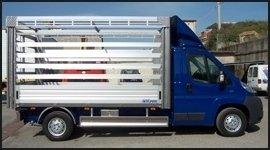 furgone sponde