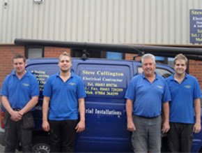 Electrical Contractor - Norwich, Norfolk - Steve Cullington Electrical Contractor - Staff