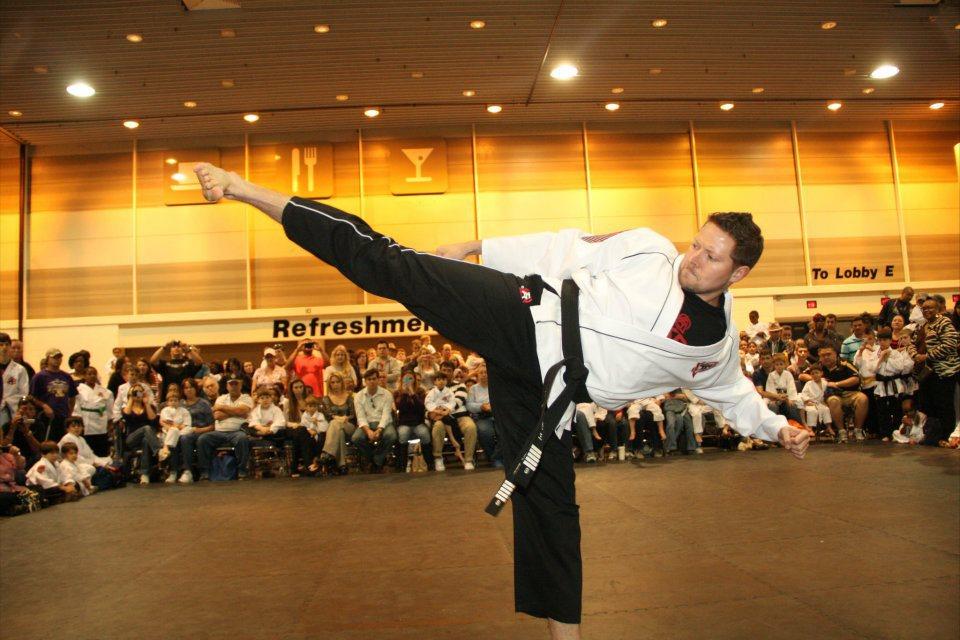 Master Patrick Lee 6th Degree Black Belt Master Instructor