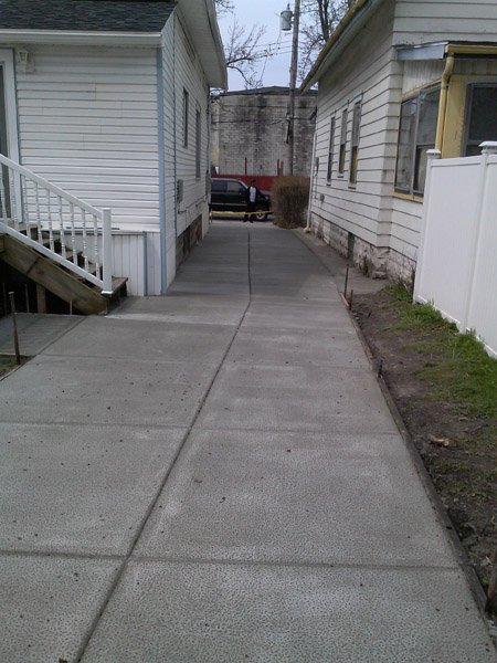Concrete Driveways Buffalo, NY