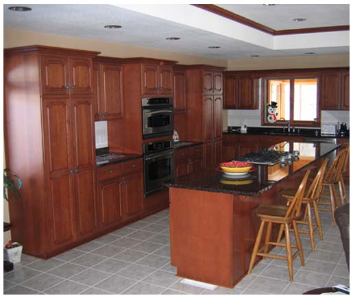 Interior of a home – dining area