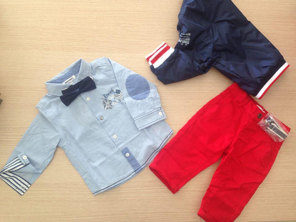 Vestiti per i bambini a Mangone