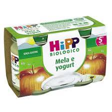 Hipp biologico mela e yogurt a Newborn in Mangone