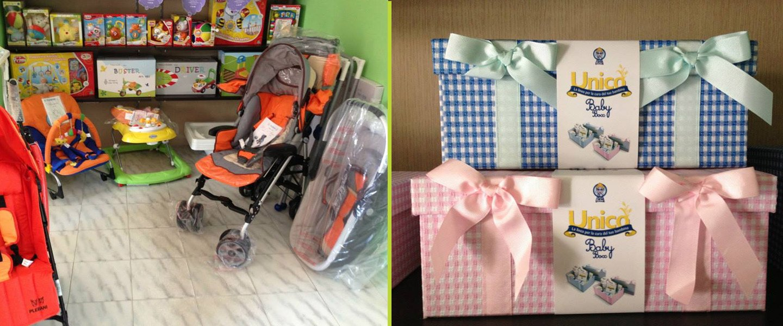 Gli articoli di puericultura a Newborn in Mangone