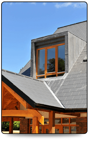 Roofing And Chimney Services From Accurate Roofing Of Holyhead