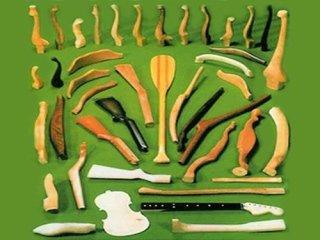 oggettistica varia in legno