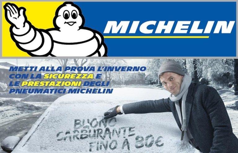 Gomme invernali Michelin