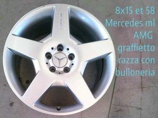 cerchioni ruote Mercedes usati