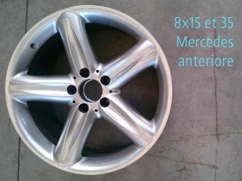 cerchioni anteriori Mercedes usati