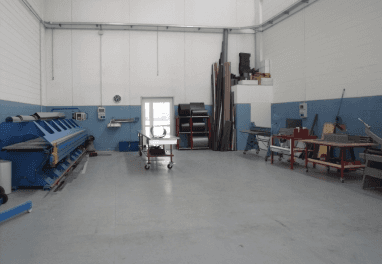 macchinari e attrezzature