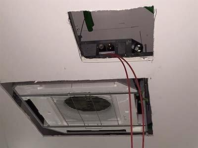installazione climatizzatore a Lentini