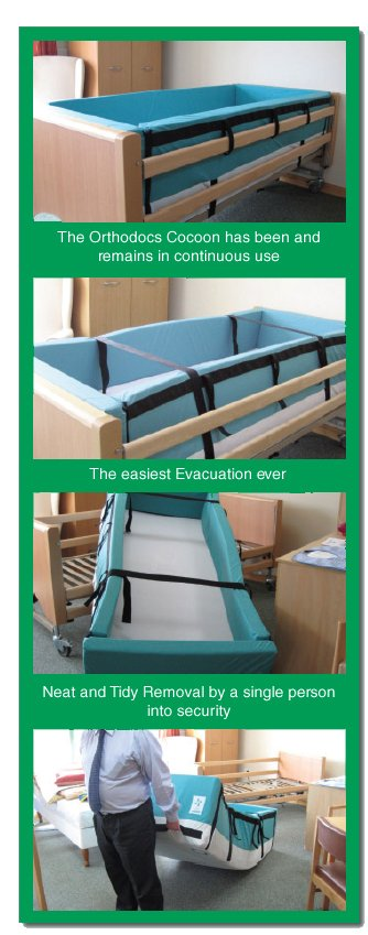 Bed rail protection systems
