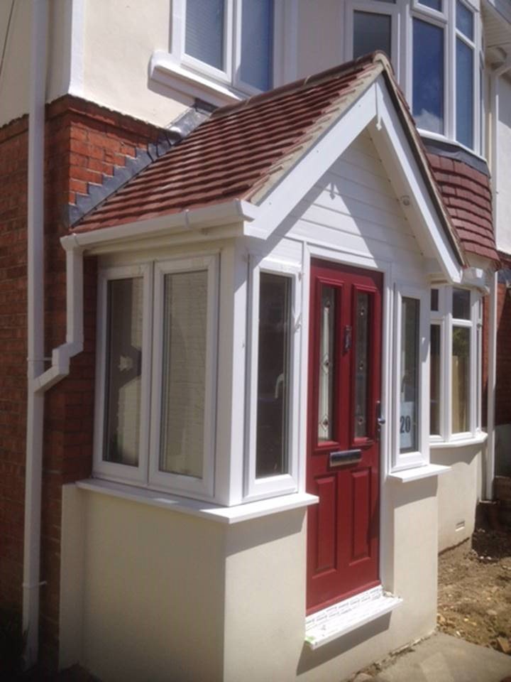 An home extension