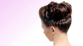 raccolto capelli sposa