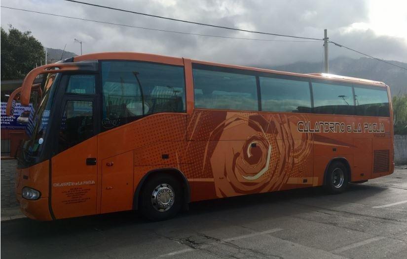Autobus La Paglia