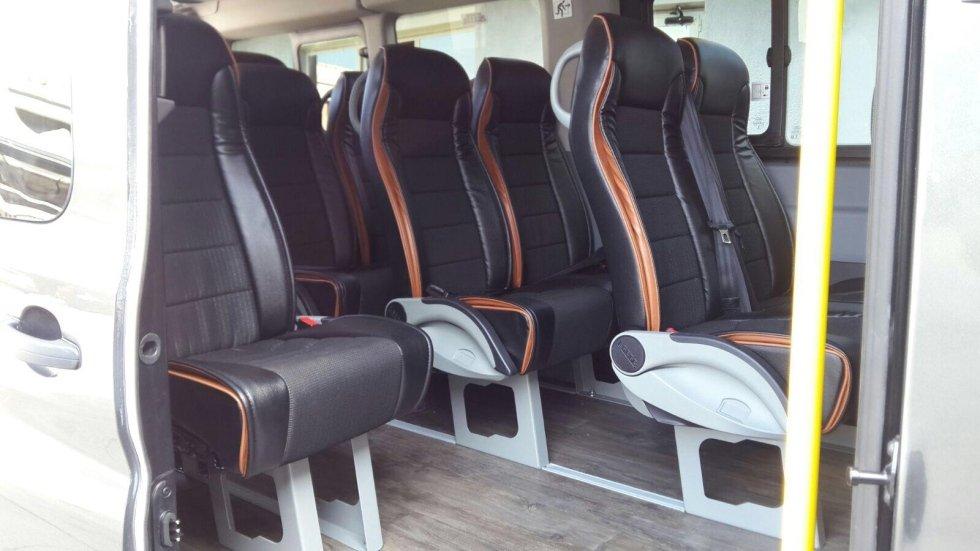 Minibus Autonoleggio La Paglia Ciminna Palermo