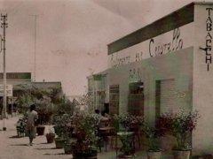 ristorante cristallo foto d'epoca