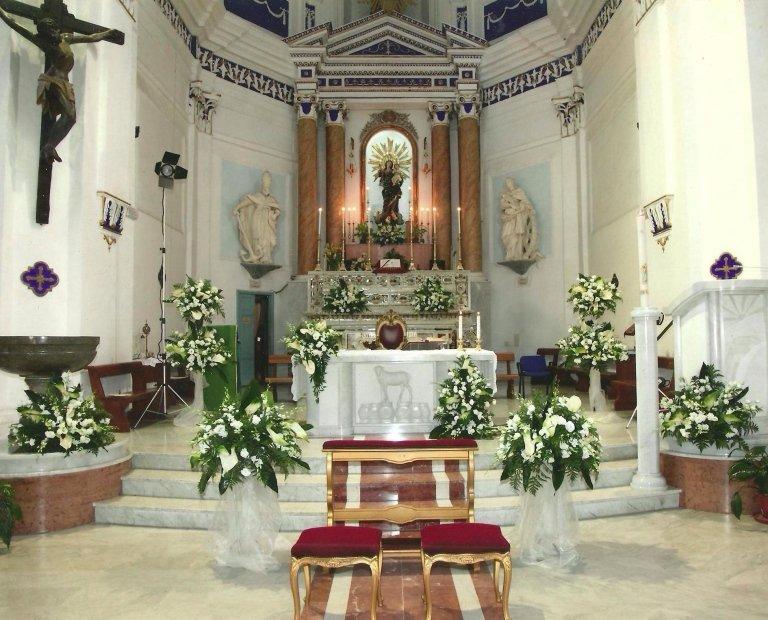 chiesa madre riesi