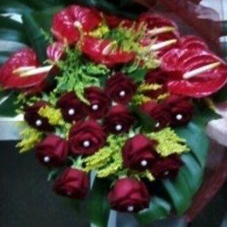 composizioni floreali personalizzate