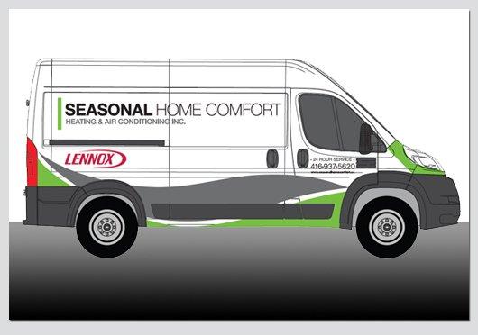 Seasonal Home Comfort