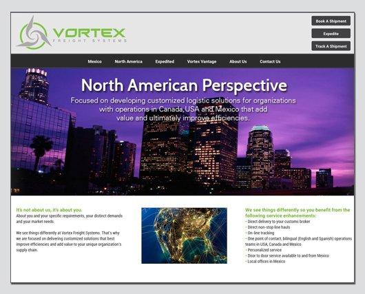 Vortex Freight Systems