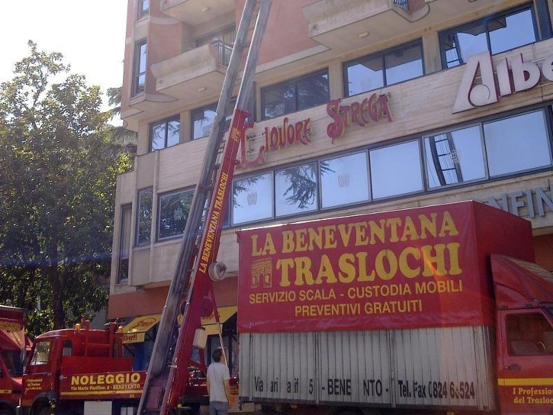 azienda traslochi Benevento
