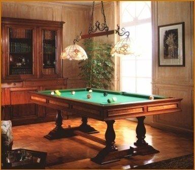 tavoli da biliardo antichi