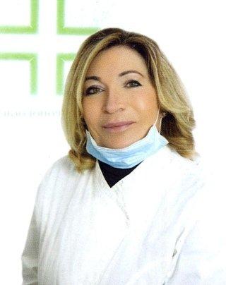 La dottoressa Sabina Raone