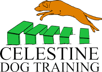 CELESTINE DOG TRAINING logo