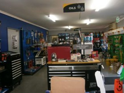 Bundy Star Truck & Machinery Shop