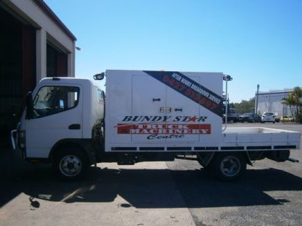 Bundy Star Truck & Machinery Truck Parking