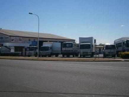 Bundy Star Truck & Machinery Parking