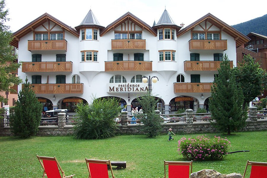 residence meridiana a Andalo