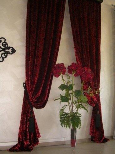 accessori per tende, broccati