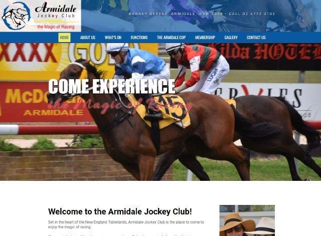Armidale Jockey Club