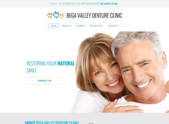 bega valley denture clinic