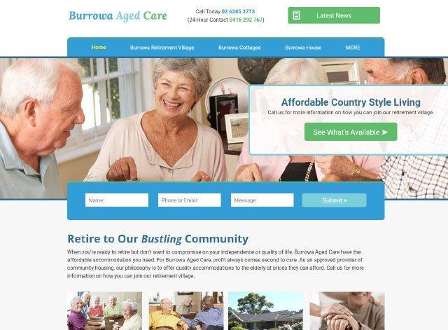 Burrowa Aged Care