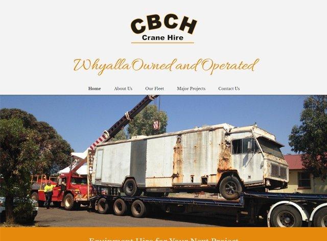 CBCH Crane Hire
