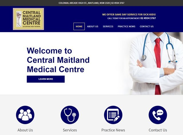 central maitland medical centre