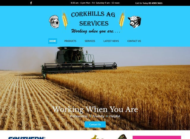 corkhills ag services