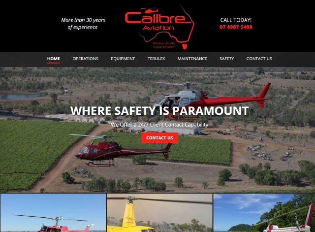 Calibre Aviation